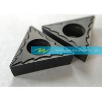 Steel Finishing Carbide Turning Inserts With Excellent Chip Breaking Effect Manufactures
