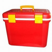 Cooler Box with Full Polyurethane Foam Lining, without CFC, CCC, CE and GS-approved Manufactures