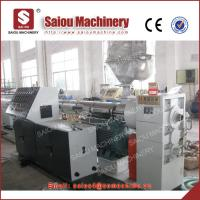 plastic pe pipe production machine Manufactures