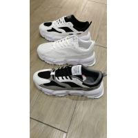 China White Soft 255mm Mens Sports Running Shoes on sale