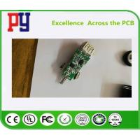 1OZ Copper Thickness SMT PCB Board Fr-4 Pcba With Two Port 2.4 Amp Fast Charging Manufactures
