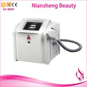Portable e-light ipl photofacial machine for home use Manufactures