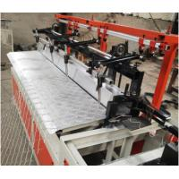 Single Wire Automatic Chain Link Fence Machine 2-4m Diamond Mesh Manufactures