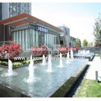 Garden Fountains , Small Bubble Decorative Water Features For Hotel  Villa Manufactures