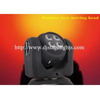 High Lumen Double Face LED Moving Head Light 70W Digital Display RGBW For Stage Manufactures