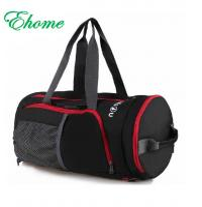 420D Polyester Travel Bag Tote Bag Duffle Bag HSD-007 Black Manufactures
