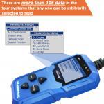 Durable Konnwei Full Obd2 Scanner Airbag Srs Abs Transmission Engine For Car Manufactures