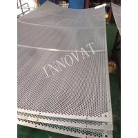 Quality round hole punching mesh / square punching meshes / best selling perforated metal for sale