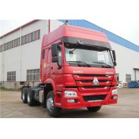 SINOTRUK HOWO 10 Wheeler Tractor Head 6x4 420HP 371HP Heavy Duty Prime Mover Manufactures