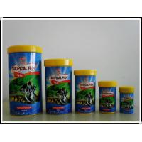 Tropical fish flakes Manufactures