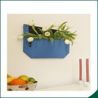 Outdoor Waterproof Poly Hanging Grow Tree Planting Bags On A Wall Manufactures
