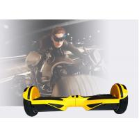 6.5 Inch 2 Wheel Self Balancing Scooter 12km / H Electric Skateboard 500w Manufactures