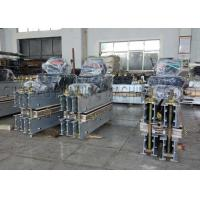 China Light weight Aluminum Beam 21kw Conveyor Belt Jointing Machine, Belt Joint Machine used in Mine & quarry on sale