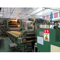 Buy cheap PLC Controller 4 Roll Calender Machine With Oil Heating Width 1500 Mm-2500 M from wholesalers