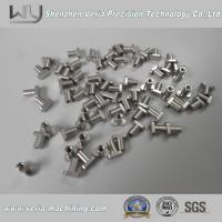 Custom High Precision CNC Machining Parts Stainless Steel Material Manufactures