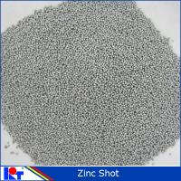China Metal Abrasive  Zinc cut wire shot0.8mm ~2.0mm  Made in China on sale