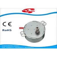 High Efficiency 3W Synchron Electric Motors 2.5RPM For Air Cooler Manufactures