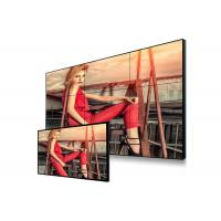 Information Display LCD Video Wall 47 Inch HDVGA DVI YPbPr Av Interface Compatible Manufactures