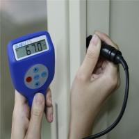 Easy to use powder coating thickness gauge stainless steel and Aluminum
