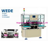 Fully Automatic 2 Poles Stator Winding Machine With Fixture /Short Auto Load / Unload Line