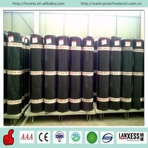 Elastomeric Modified Bitumen Waterproof Membrane For Bathroom Floor Manufactures