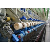 Improve CV Value Compact Spinning System With Four-Roller Device,Negative pressure Manufactures