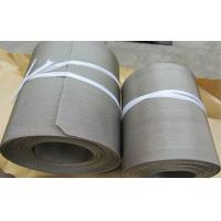 stainless steel reverse dutch weave filter wire mesh belts for Laminating machine Manufactures