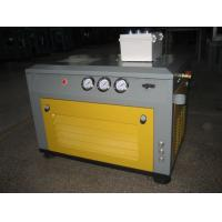 Emergency Rescue High Pressure Screw Air Compressor Easy To Move With Frame Base Manufactures
