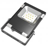 China Energy Saving Slim LED Flood Light , Outdoor Waterproof LED Spotlight Lamp 10W on sale