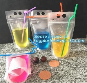 China Biodegradable Zipper Water Plastic Drink Pouch Bags,Unique design 5L Spout Pouch Plastic Drinking Water Bag bagease on sale