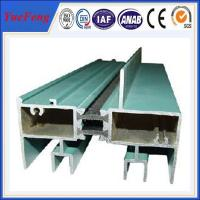 Hot Selling Aluminium Profile For Windows And Doors With Free Moulds Manufactures
