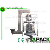 Round Tea Bag Packing Machine / Pillow Bag Packaging Machine 0.6 MPa Manufactures