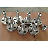 6 Inch Welded / Forged Pipe Fittings UNS S32205 S31803 2205 2507 Manufactures