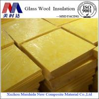 Building Construction Material Heat Insulation Glass Wool Manufactures