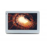 Android Based Tablet With RS485 Connectors Inside Apartment For Intercom Solutions Manufactures