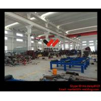 Horizontal type H-beam Assembly & Welding Integrating Machine for H Beam Production Line Manufactures