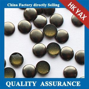 hot fix convex stud convex metal copper garment accessories,heat transfer copper Manufactures