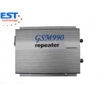 High Gain Indoor GSM Signal Booster / Repeater EST-GSM990 For Cell Phone Manufactures
