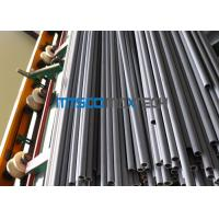 Stainless steel seamless pipes / 2205 duplex stainless steel pipe For Sea