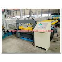 China Automatic Corrugated Aluminium Roofing Sheet Bending and Cutting Machine on sale