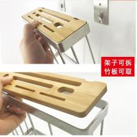 Quality Knife Block Kitchen Wall Rack , Cutting Board Stand Tools Kitchen Hanging Rack for sale
