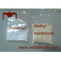 Buy cheap Legal Injectable Bulking Cycle Steroids Methyl trenbolone Light Yellow Powder 965-93-5 from wholesalers