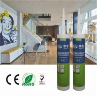 Single Component Acid Silicone Glass Glue For Aquarium CE Certificates Manufactures