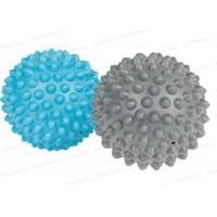 China Small Gym Spiky Exercise Ball For Muscle Knots Back Pain High Density on sale