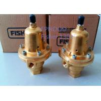 1301F-3 Model Fisher Gas Pressure Regulator , Fisher Flow Control Valve Manufactures