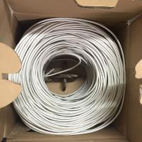 China Made in China Best Price UTP Cat5e Lan Cable 1000ft/Roll Bare Copper CAT6 Lan Cable on sale