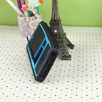 Stylish PC Skidproof iPhone Protective Cases Stand For iPhone 5 Manufactures