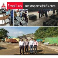 waste plastic recycling and plastic granules making machine