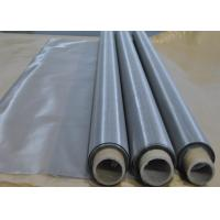 Oil Filter Stainless Steel Screen Printing Mesh High Temperature Resistant Manufactures