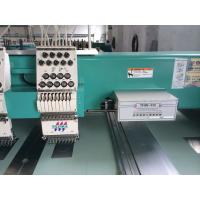 Multi Color Commercial Computerized Embroidery Machine For Business Manufactures
